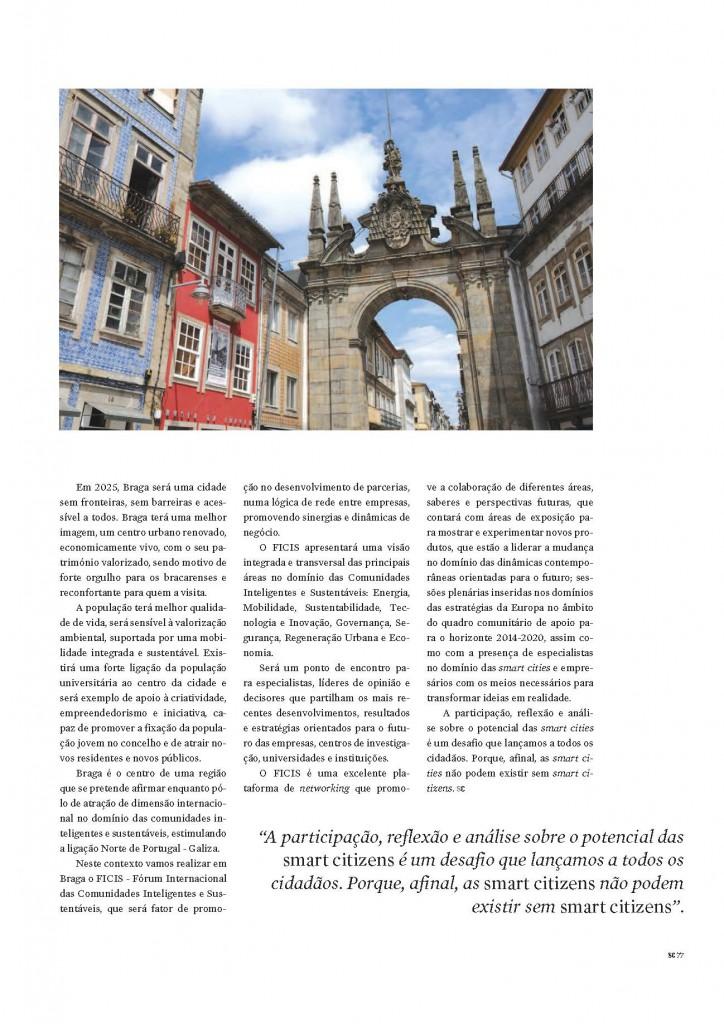 Artigo de Opinião Ricardo Rio